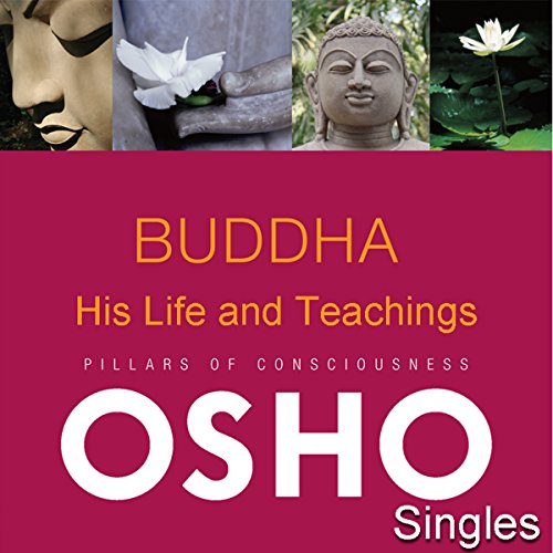 Buddha: His Life and Teachings  audiobook cover art