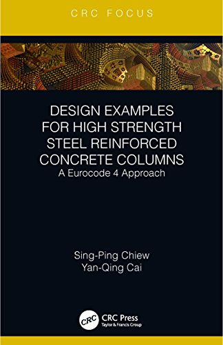 Design Examples for High Strength Steel Reinforced Concrete Columns: A Eurocode 4 Approach (CRC Focus) (English Edition)
