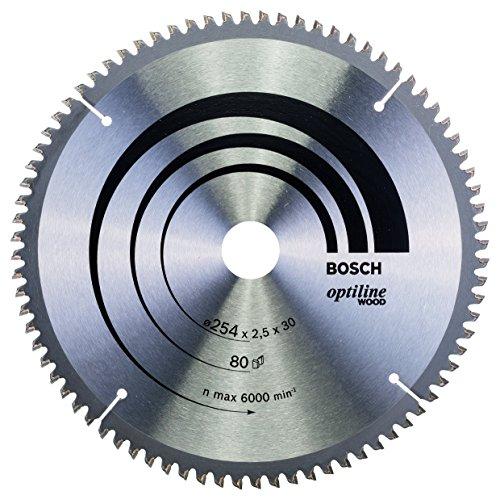 Bosch 2 608 640 437 - Hoja de sierra circular Optiline Wood...