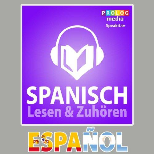 Spanischer Sprachführer: Lesen & Zuhören [Spanish Phrasebook: Reading & Listening] Titelbild