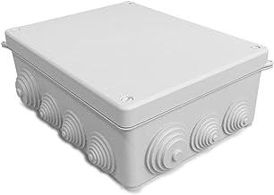 LEDKIA LIGHTING Bo/îte de D/érivation /Étanche 230x180x85 mm PC