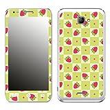 Disagu SF-106082_1146 Design Folie für Kazam Trooper X5.0, Motiv Erdbeeren 04