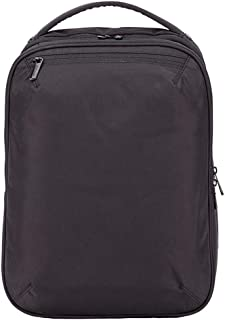 Student Bag, Campus Backpack, Waterproof, Large Capacity, Lightweight and Portable, Multi-Color Optional LIUXIN (Color : Black)