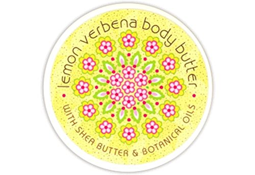 Greenwich Bay Botanic Body Butter Lemon Verbena