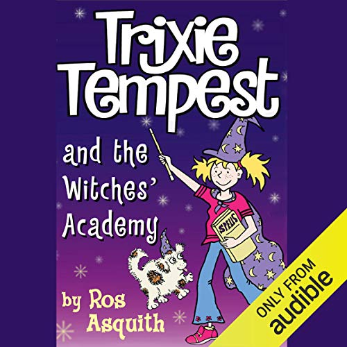 Trixie Tempest and the Witches' Academy  By  cover art