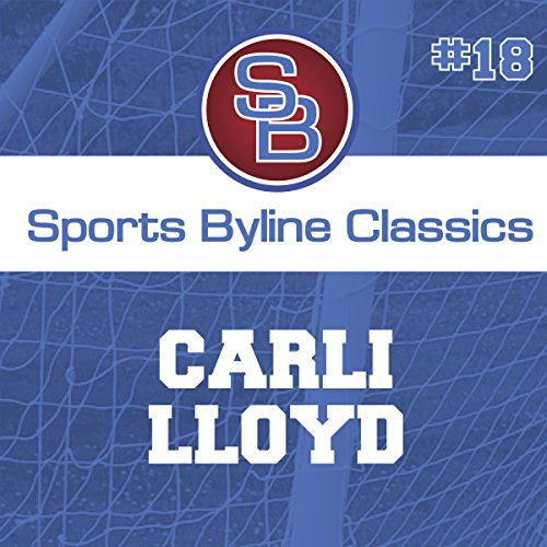 Sports Byline: Carli Lloyd copertina