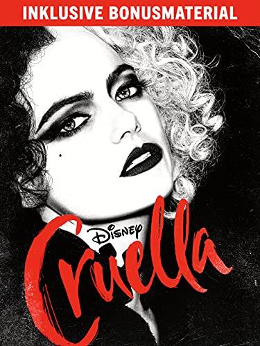 Cruella (inkl. Bonusmaterial)