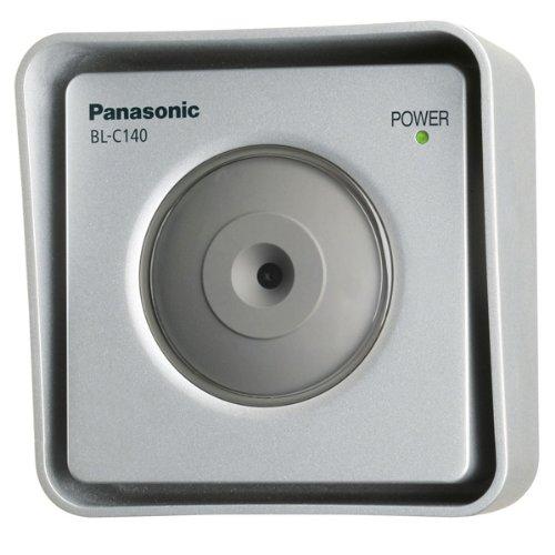 Panasonic BL-C140CE Outdoor IP-CAM,MPEG4,10fach dig. Zoom,Farbnachtsicht 3lux,IPv4,IPv6,Bewegungsmelder,Infrarotsensor