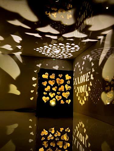 Seyal Love Gifts, HDF Light emiting I Love You