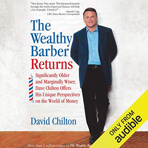 The Wealthy Barber Returns audiobook cover art