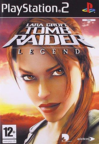 Lara Croft Tomb Raider: Legend (Playstation 2) [Edizione: Regno Unito]