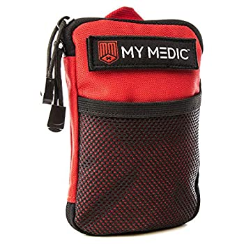 My Medic The Solo First Aid Kit Advanced Red