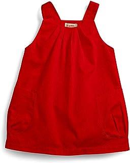 Vestido Amizade Laranja - Toddler