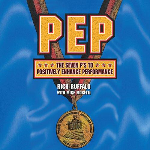 PEP audiobook cover art