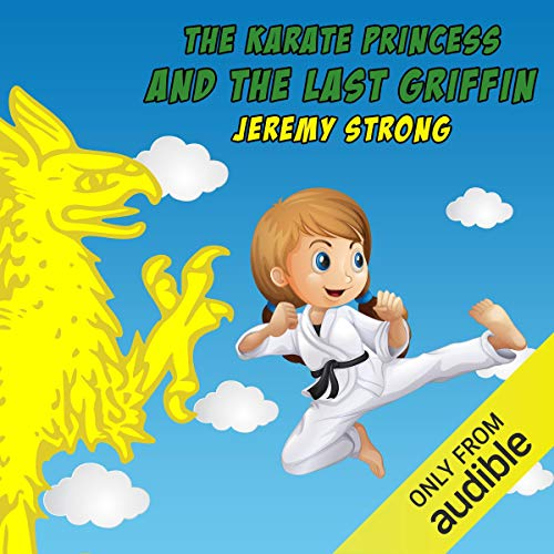 The Karate Princess and the Last Griffin cover art