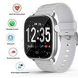 Smartwatch Offerta Del Giorno, Impermeabile DUODUOGO M1 Bluetooth...