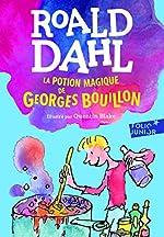 La potion magique de Georges Bouillon - Folio Junior - A partir de 9 ans de Roald Dahl
