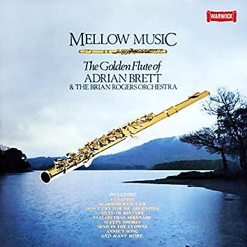 Mellow Music - The Golden Flute of Adrian Brett