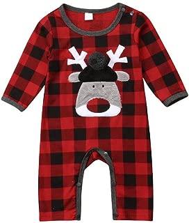 Best infant christmas plaid pajamas Reviews