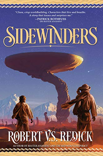 Sidewinders: The Fire Sacraments, Book Two (English Edition)