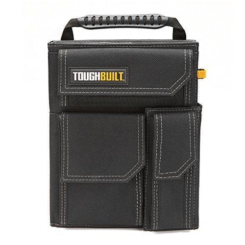 ToughBuilt - Quick Access Laptop Bag + Shoulder Strap - Contractor...
