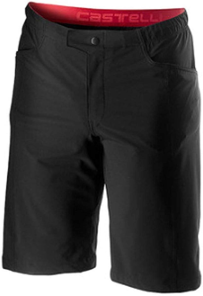 CASTELLI Unlimited Baggy - Pantalones Cortos Hombre