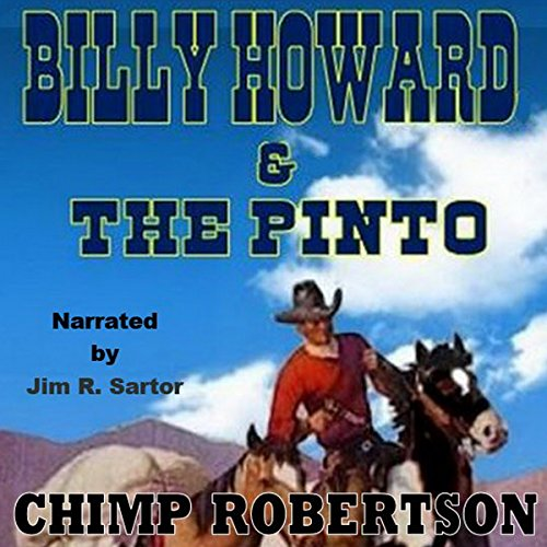 Billy Howard & the Pinto audiobook cover art