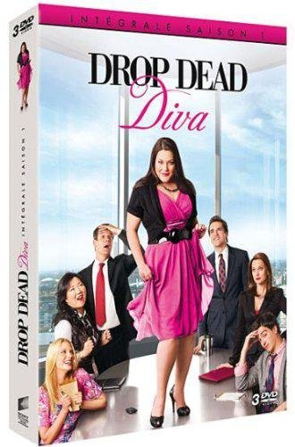 DROP DEAD DIVA, SAISON 1 - 3 DVD
