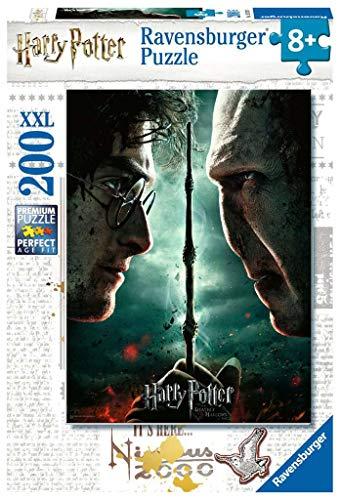 Ravensburger- Harry Potter Puzzle 200 Pezzi, Multicolore, 12870