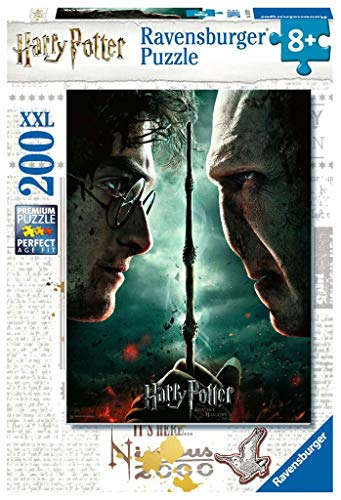 Ravensburger- Harry Potter Puzzle 200 Pezzi, Multicolore, 12870