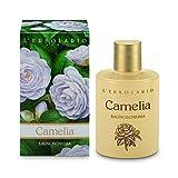 L'Erbolario Camelia Bade-/Duschgel 300 ml, 1er Pack (1 x 300 ml)