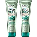 L'Oréal Paris Hair Care EverStrong Thickening Sulfate Free Shampoo &...