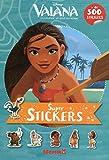 Disney Vaiana Super stickers (500 Stickers)