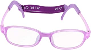 Baosity Flexible Children Boys Girls Sports Eyeglass Frame With Strap &Anti-skid Leg