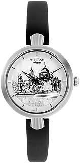 Titan Forever Kolkata Analog White Dial Women's Watch-2580SL02 / 2580SL02
