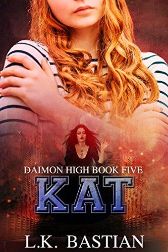KAT (Daimon High Book 5) (English Edition)