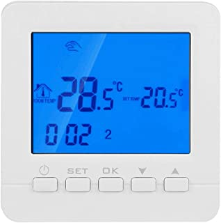 Yyqtgz Digital Thermostat, Made of Paper Temperature Setting Hy02b05-2-wifi Digital Temperature Controller
