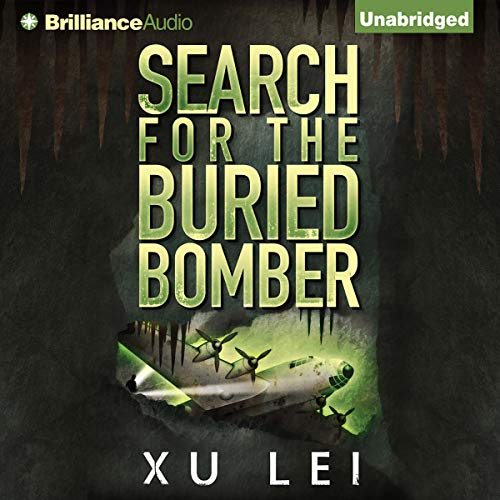 Search for the Buried Bomber  By  cover art