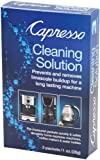 Capresso 640.13 Cleaning Solution 3 packets 1 oz (28g) (Packaging may vary)
