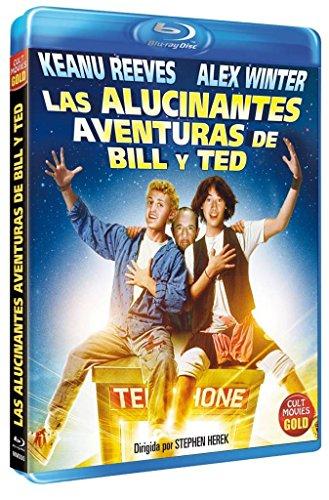 Bill & Teds verrückte Reise durch die Zeit (Bill & Ted's Excellent Adventure, Spanien Import, siehe Details für Sprachen)