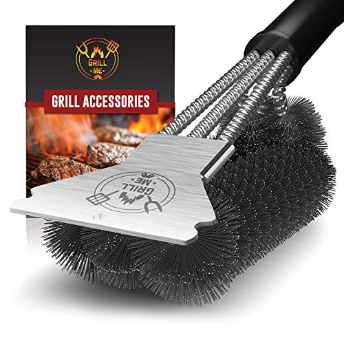 Best Grill Brushes Buying Guide Gistgear