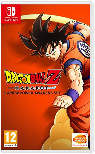 Dragon Ball Z Kakarot (Nintendo Switch)