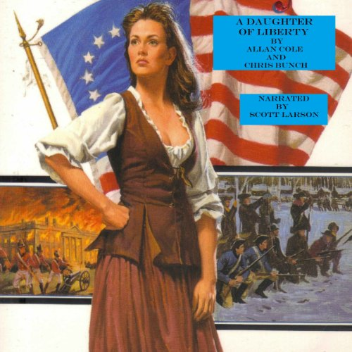 A Daughter of Liberty audiobook cover art