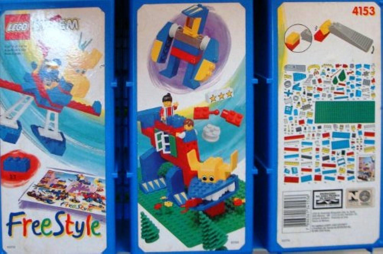 LEGO System FreeStyle 4153 Jumbo Junior