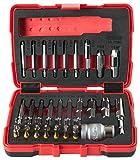 "KS Tools 150.7060 Jeu d'extracteurs de vis spécial 1/4"" et 10 mm"