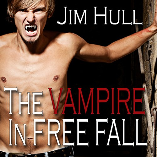 The Vampire in Free Fall audiobook cover art