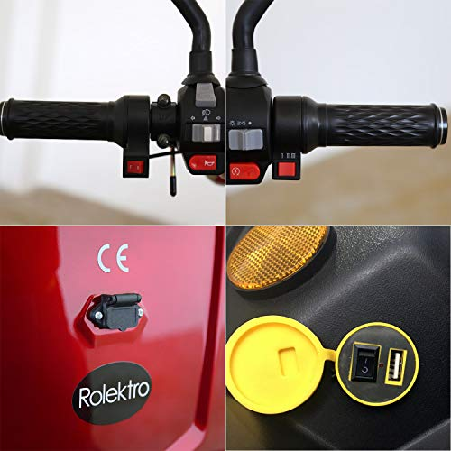 E Quad Elektromobil 4 Rad 1000W kaufen  Bild 1*