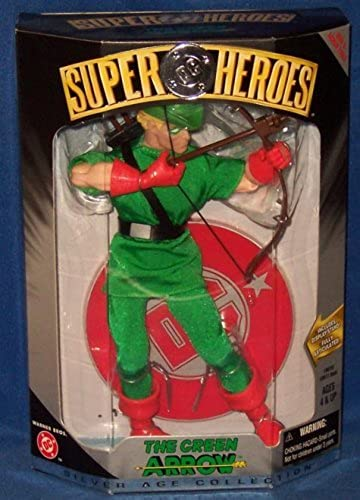 DC Super Heroes Silber Age Collection Grün Arrow by DC Comics