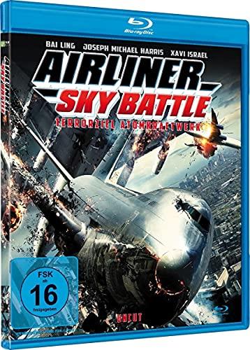 Airliner Sky Battle - Terrorziel Atomkraftwerk [Blu-ray]
