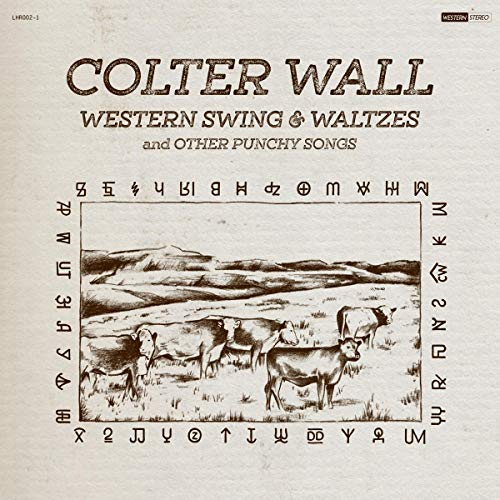 Western Swing & Waltzes and other Punchy Songs [Vinyl LP]